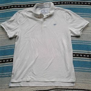 Southern Tide Polo Shirt Skipjack White Medium